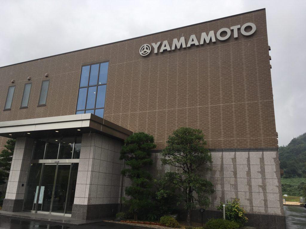 松江山本金属株式会社の撮影を見学してきました!