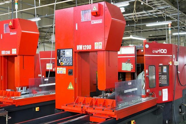 大型材料の開発、製造機器